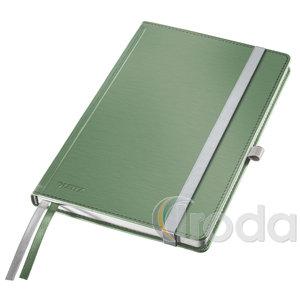 STYLE jegyzetfüzet, A5 kockás, olajfazöld 44860053