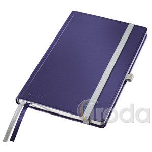 STYLE jegyzetfüzet, A5 kockás, titánkék 44860069