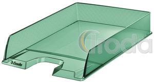 Esselte Colour'Ice irattálca áttetsző, zöld