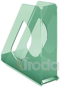 Esselte Colour'Ice iratpapucs áttetsző, zöld