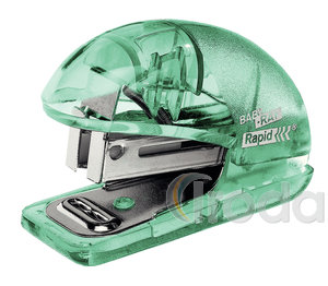 Esselte Colour'Ice mini tűzőgép, zöld