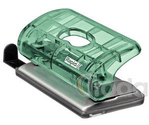 Esselte Colour'Ice mini lyukasztó, zöld