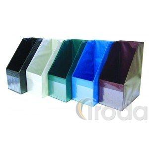 Iratpapucs PVC 14cm kék