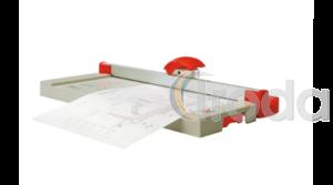 Körkéses papírvágógép HSM TA3200