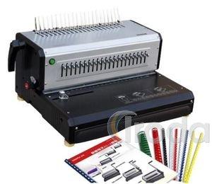 Elektromos spirálozógép műanyag spirálhoz WD-3088B