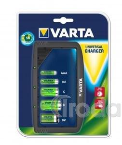 Akkutöltő Varta Easy Energy Universal töltő, 5 órás töltési idő - Minden akkumulátor típushoz