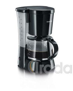 Severin KA4479 kávéfőző fekete 800W