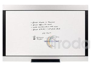 Mágneses törölhető tábla 120x180 alu keret Expression EXP270201 BI-OFFICE