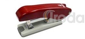 Tűzőgép Ico Boxer S2 piros max.20laphoz, kapocs:24/6,26/6