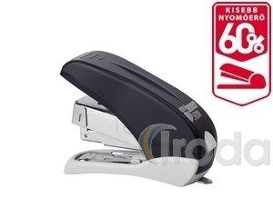 Tűzőgép ICO Boxer SX11könnyített tűzés, mini fekete max.16laphoz, kapocs:No10