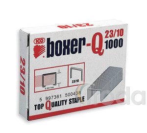 Tűzőkapocs ICO BOXER-Q 23/17 1000db/doboz