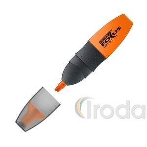 Szövegkimelő Fluor narancs ICO FOCUS
