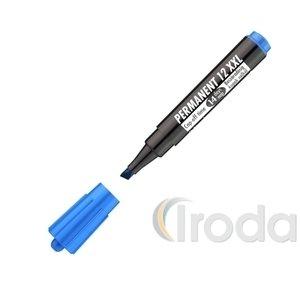 Marker alkoholos 12 XXL 1-4mm vágott kék ICO