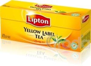 Tea Lipton yellow label 25filter