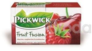Pickwick Fruit Fusion tea 40g Meggy-málna-vörösáfonya