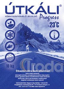 Útkáli Progress jég és síkosságmentesítő 10kg, -23 C fokig