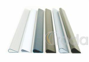 Iratsín 10mm 1-120 lapig fekete 100db/dob