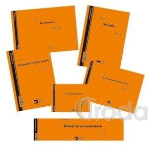Előadói munkanapló 20l C.5230-315 Pátria